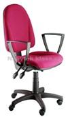 Dona – kancelářská židle, kloub, potah fill, suedine