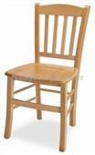 Pamela masiv - Jídelní židle
