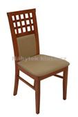 Z68  Židle , přírodní