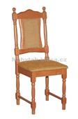 VENUS – Kuchyňská židle, mahagon