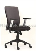 Apocalypso kancelářská židle, černá