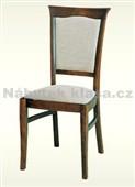 Kent EKRS – židle, kaštan