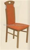 Z41  Židle , hnědý