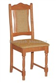 BOSS - Kuchyňská židle, mahagon