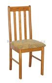 BOSS 12 - Kuchyňská židle, mahagon