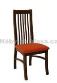 Z63  Židle , hnědý