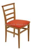 Z23  Židle , hnědý