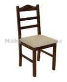Z62  Židle , přírodní