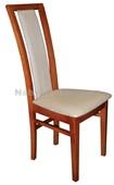 Z67  Židle , přírodní