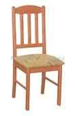 BOSS 3 - Kuchyňská židle, mahagon