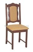 BOSS 6 - Kuchyňská židle, mahagon