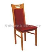 Z43  Židle , hnědý
