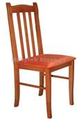 Z61  Židle , přírodní