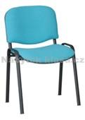 12 ČERNÁ - Konferenční židle