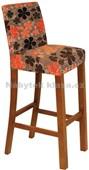 Z88 - Židle barová čalouněná