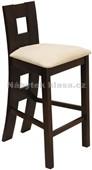 Z89 - Židle barová čalouněná