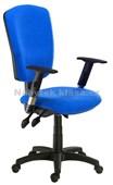 Zota – kancelářská židle, potah fill, suedine